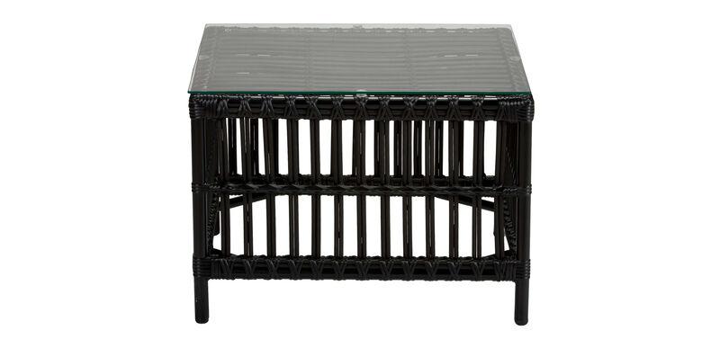 Vero Dunes Woven Side Table