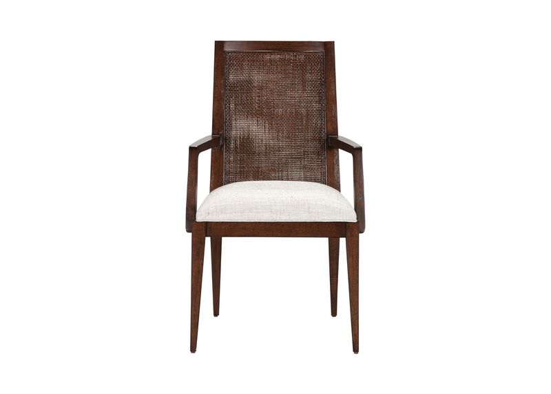 Usher Oak Armchair
