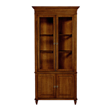 Pièrre Curio Cabinet, English Toffee ,  , large