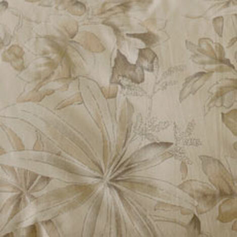 Solange Taupe Floral Duvet Cover ,  , hover_image
