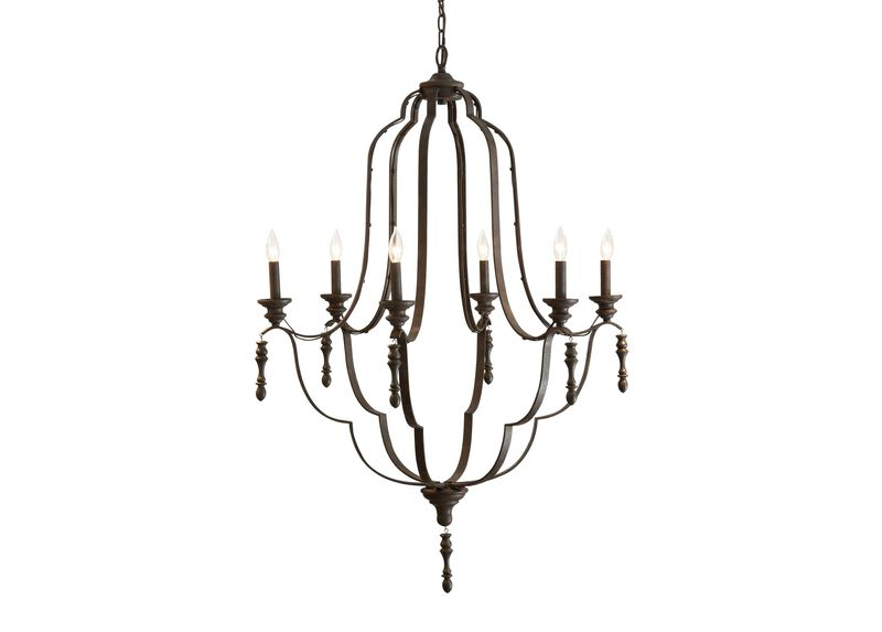 Sawyer Chandelier ,  , large_gray