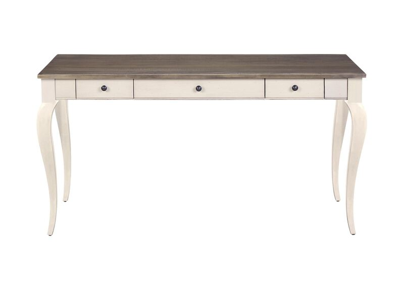 Cabriole Leg Writing Desk ,  , large_gray