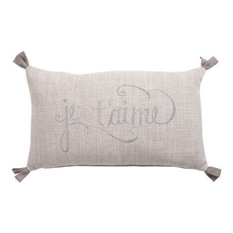 Je t'aime Pillow ,  , large