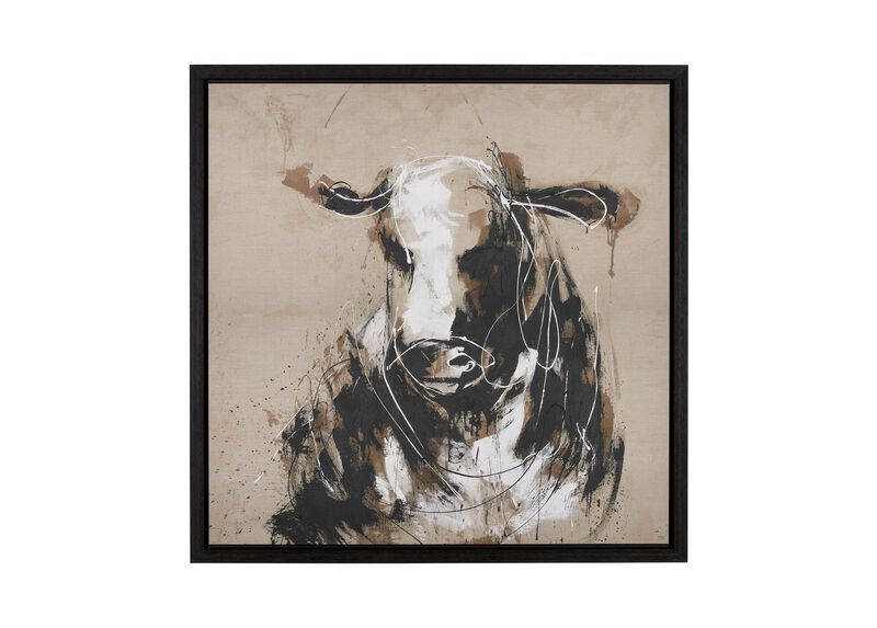 Cow ,  , large_gray