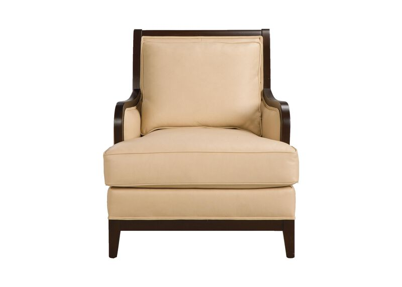 Palma Leather Chair