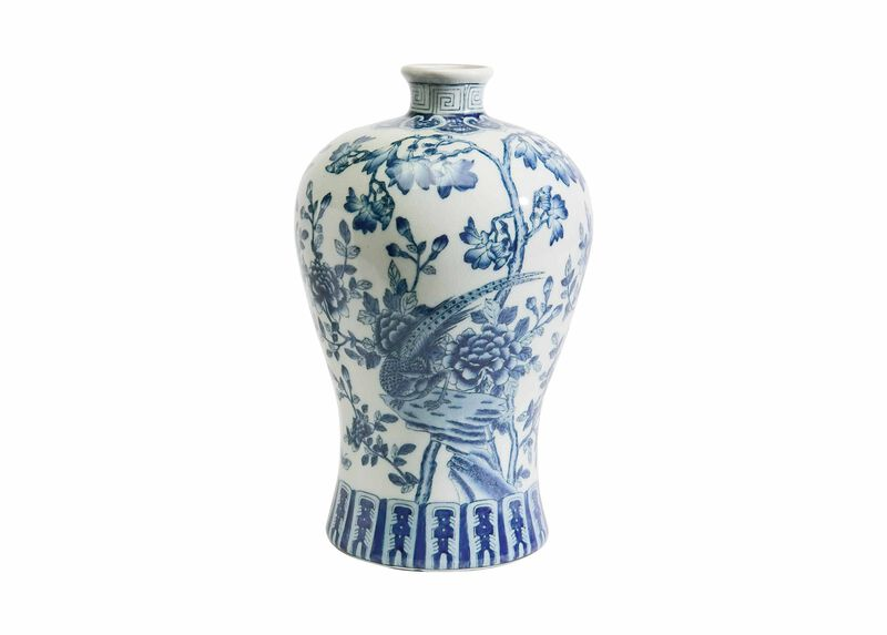 Mei Ping Porcelain Vase