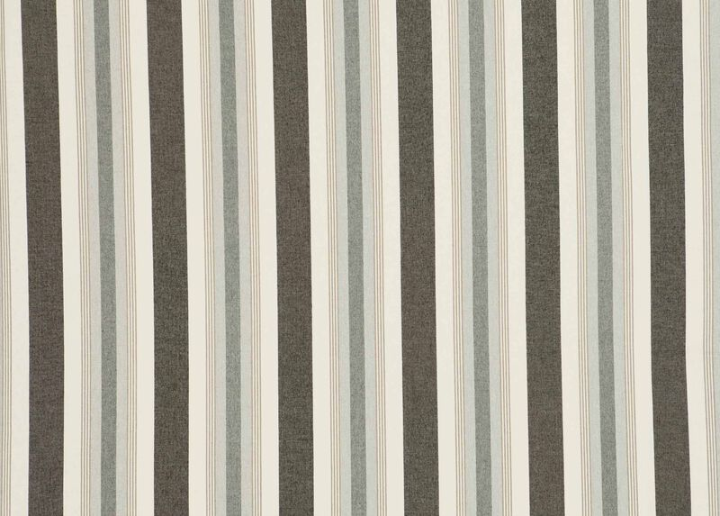 Deagan Charcoal Fabric by the Yard