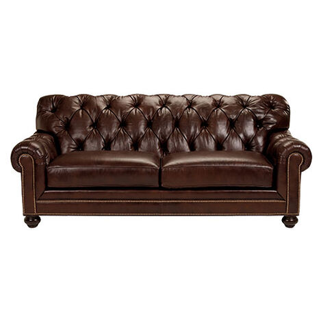 "Chadwick 86"" Leather Sofa, Cassidy Brasil ,  , large"