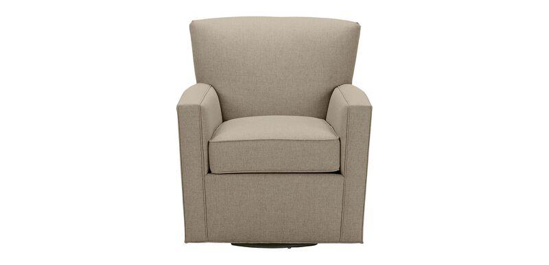Turner Swivel Chair, Quick Ship , Palmer Fog (Q3055), chenille , large_gray