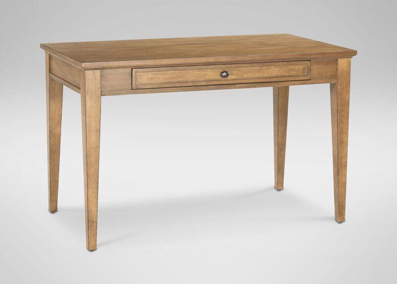 "Riley Slim Desk 48""w ,  , large_gray"