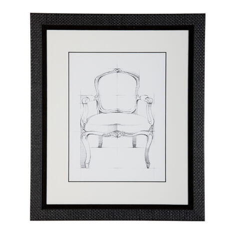 Historic Chair Sketch Ii Product Tile Image 071046B