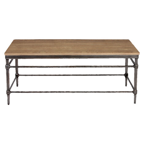 Vida Wood-Top Coffee Table ,  , large