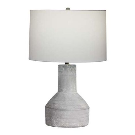 Cade Cement Table Lamp Product Tile Image 096143