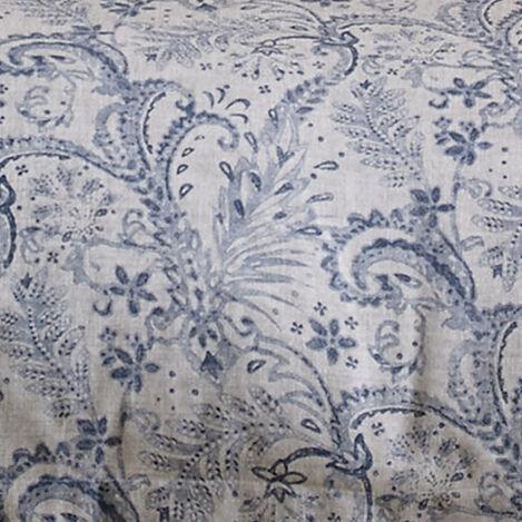 Lorelle Paisley Duvet Cover and Shams Product Tile Hover Image lorellepaisley