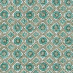 Navarro Green Fabric By the Yard Recommended Product