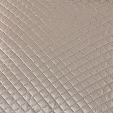 Salena Quilted Coverlet and Shams, Taupe Product Tile Hover Image SalenaQuiltTaupe