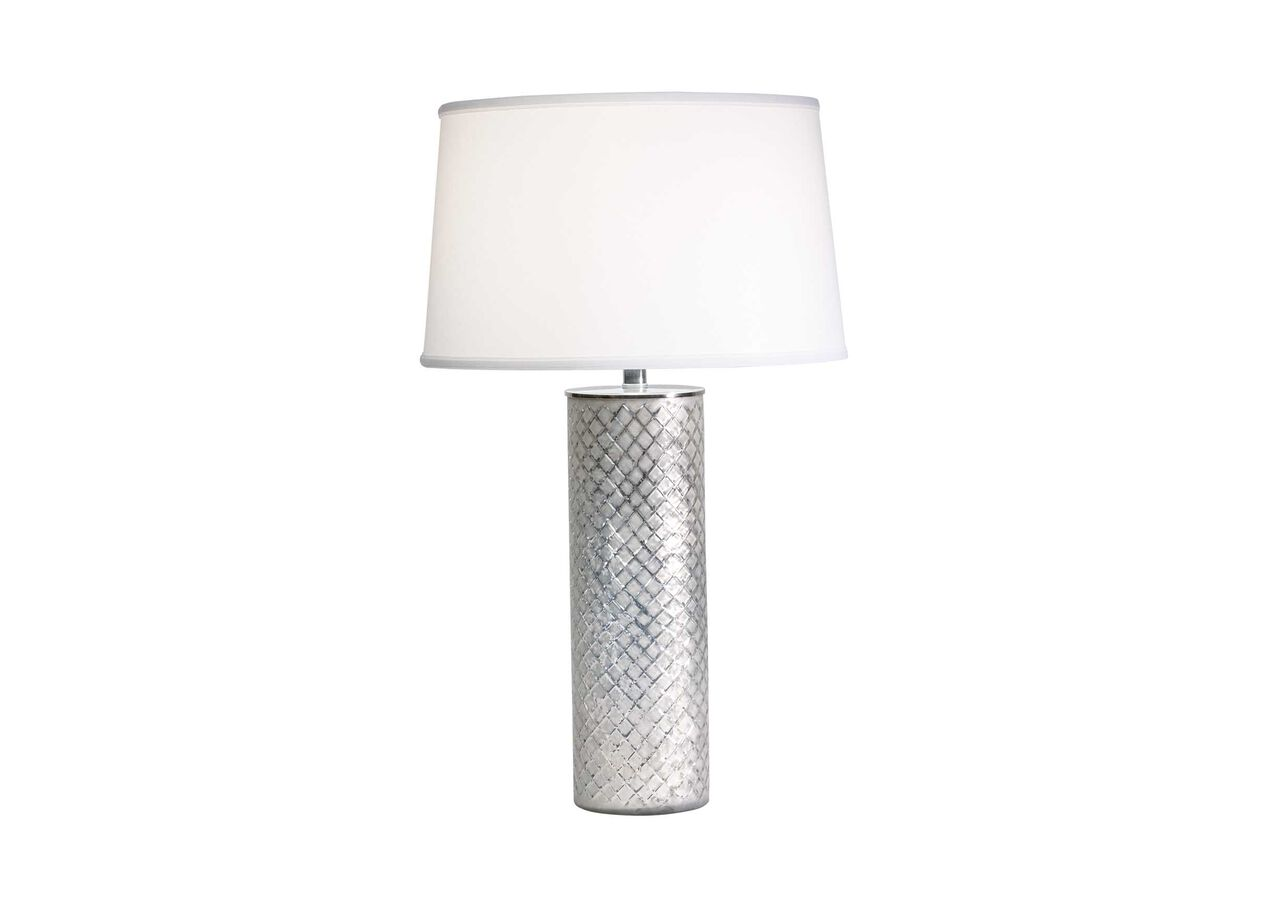 Lattice Glass Table Lamp Table Lamps Ethan Allen