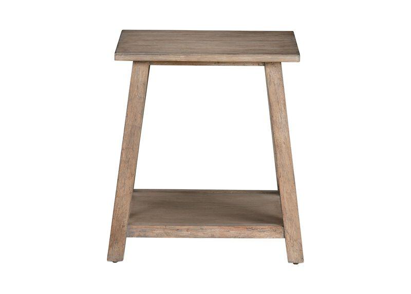 Bruckner End Table