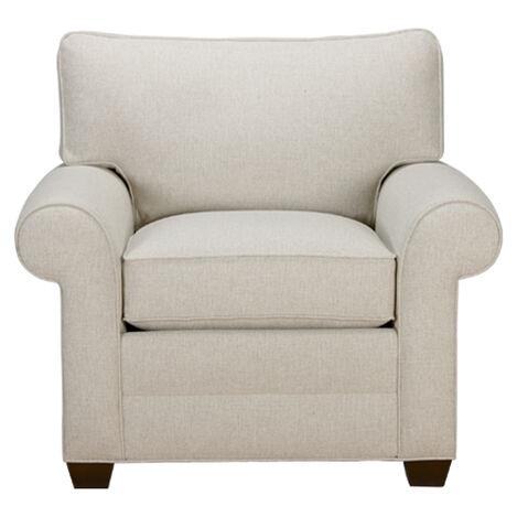 Bennett Roll-Arm Chair, Quick Ship ,  , large