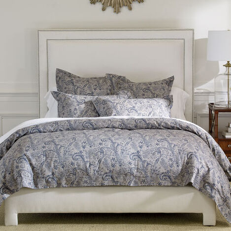 Lorelle Paisley Duvet Cover And Shams Large