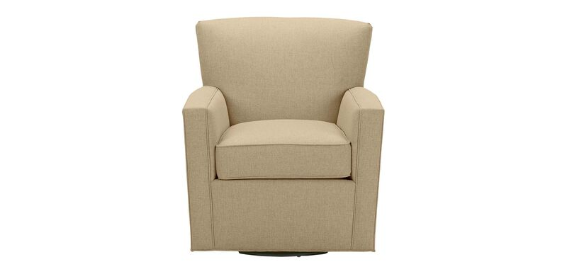 Turner Swivel Chair, Quick Ship , Palmer Oyster (Q3033), chenille , large_gray