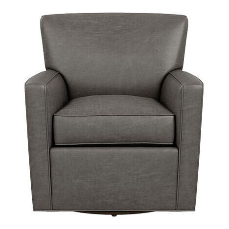 Turner Leather Swivel Chair Product Tile Image 727082