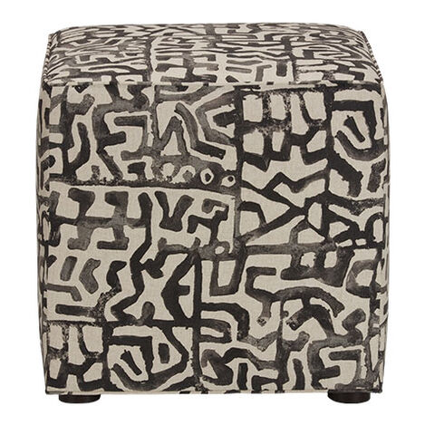Kendrick Cube Ottoman Product Tile Image G01000