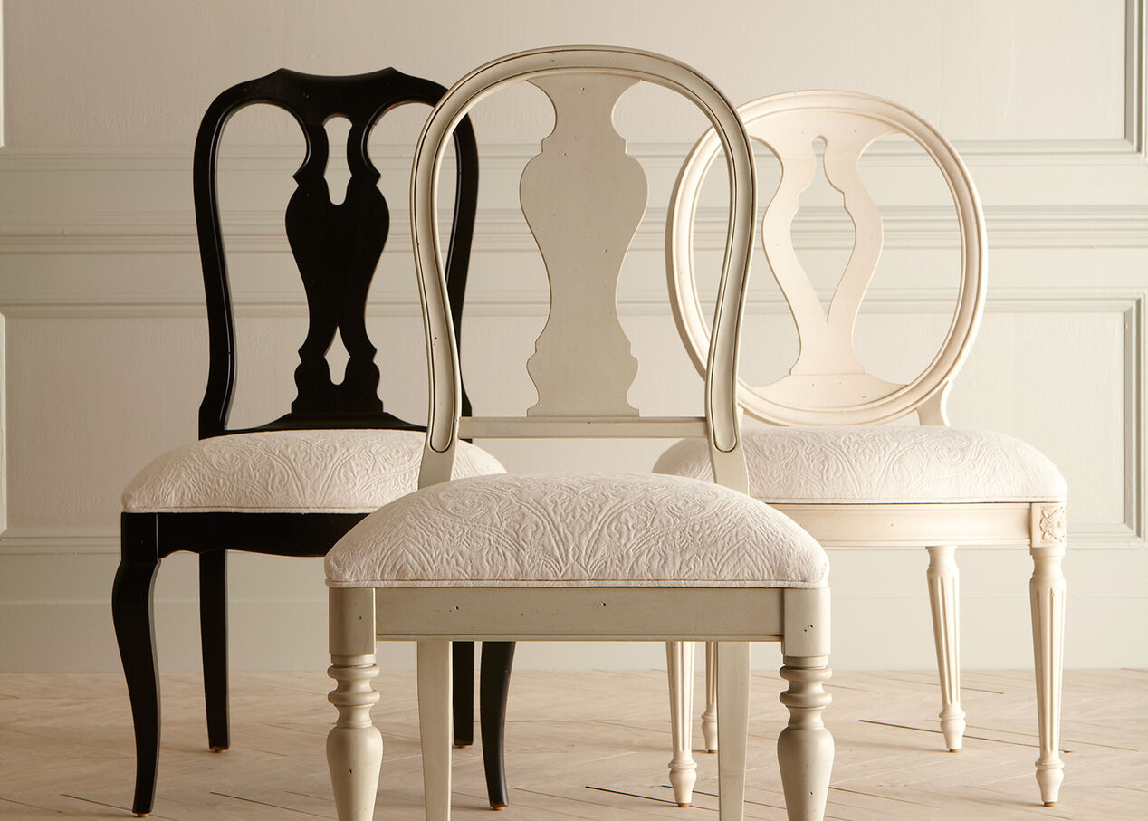 Baltic Side Chair Side Chairs Ethan Allen