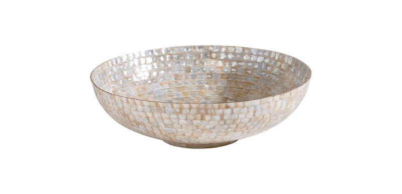 Ivory Mother-of-Pearl Bowl