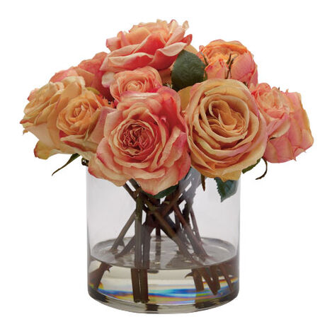 Mixed Roses in Glass Product Tile Image 446379