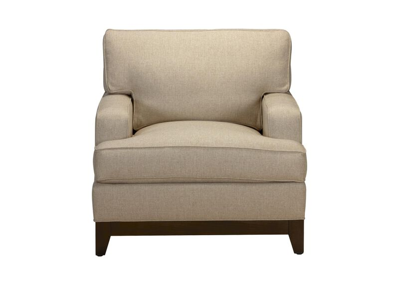 Arcata Chair, Quick Ship , Palmer Oyster (Q3033), chenille , large_gray