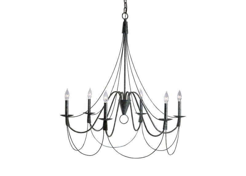 Elsa chandelier chandeliers ethan allen aloadofball Gallery