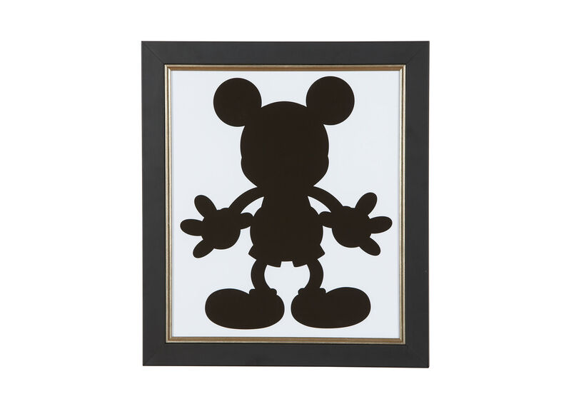 Mickey Mouse Silhouette IV