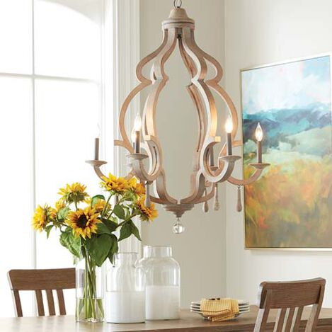 Fiona Carved Chandelier Product Tile Hover Image fionachandelier