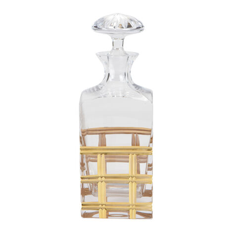 Gold Street Decanter ,  , large