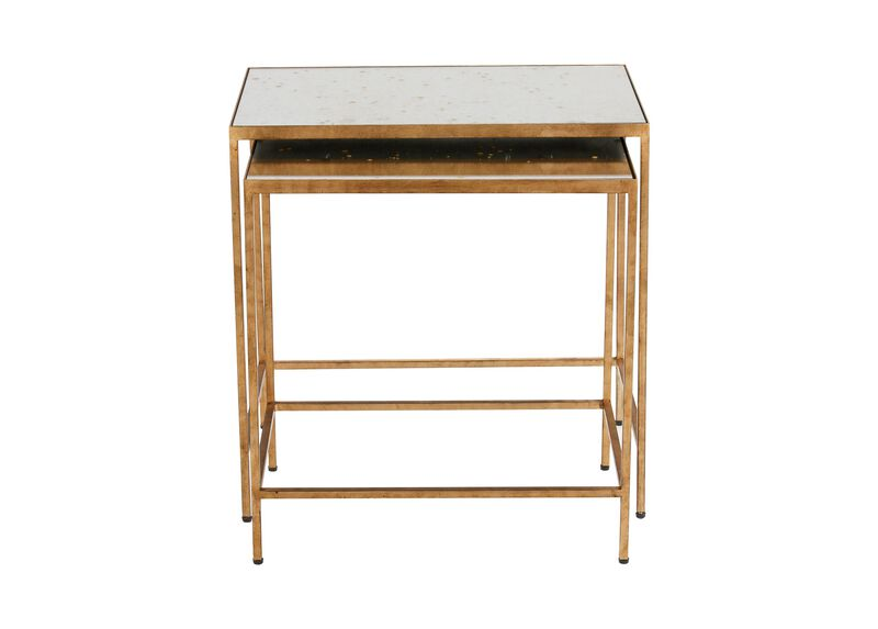 Zachary Nesting End Tables