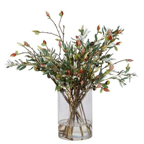 Olive Leaf and Magnolia Bud Mix Product Tile Image 446628