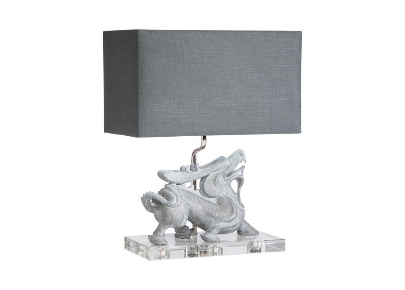 Foo Dragon Desk Lamp