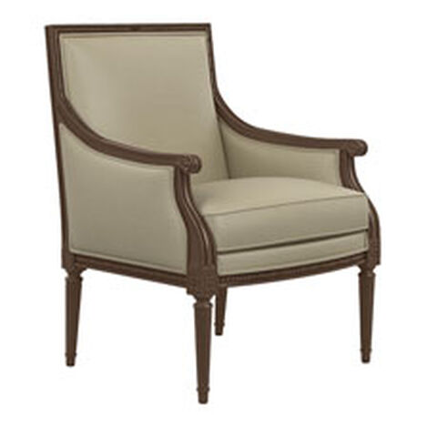 Giselle Leather Chair Product Tile Hover Image 717113