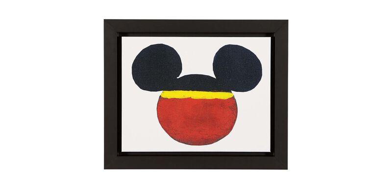 Color Block Mickey