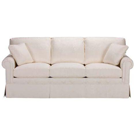 Paramount Panel-Arm Sofa ,  , large