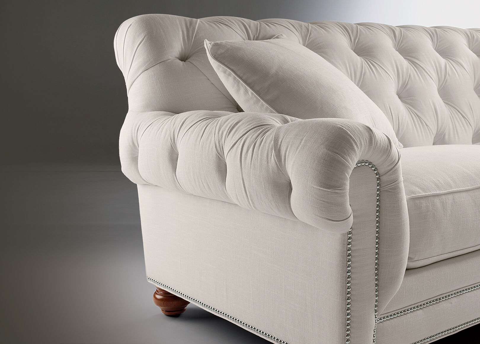 Captivating ... Chadwick Sofa Styleshot 4 ...
