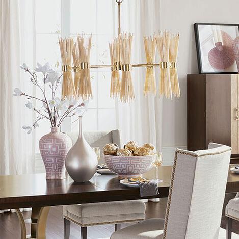 Skyla Brass Chandelier Product Tile Hover Image 093120