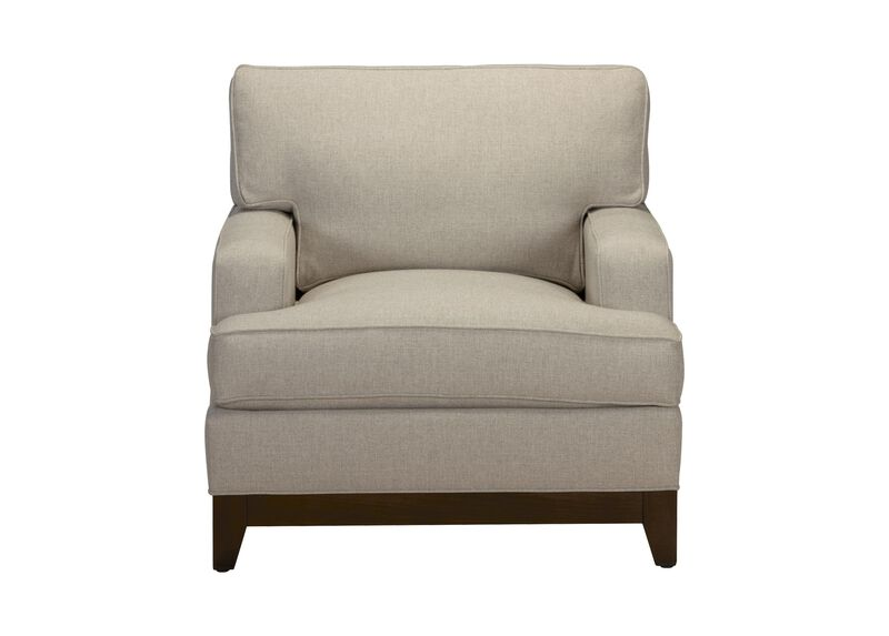 Arcata Chair, Quick Ship , Palmer Pearl (Q3039), chenille , large_gray