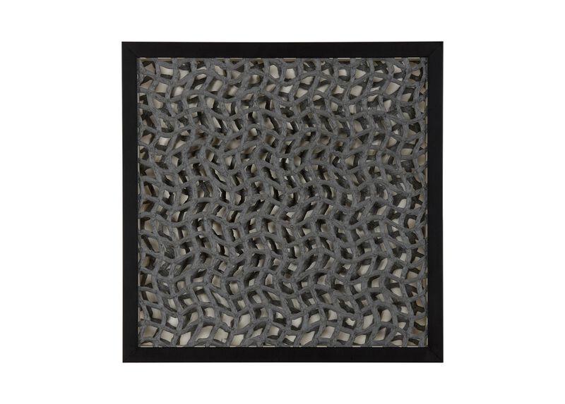 3D Wave Paper Art