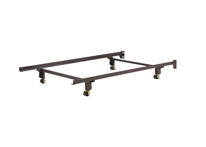 Instant Metal Bed Frame, California King