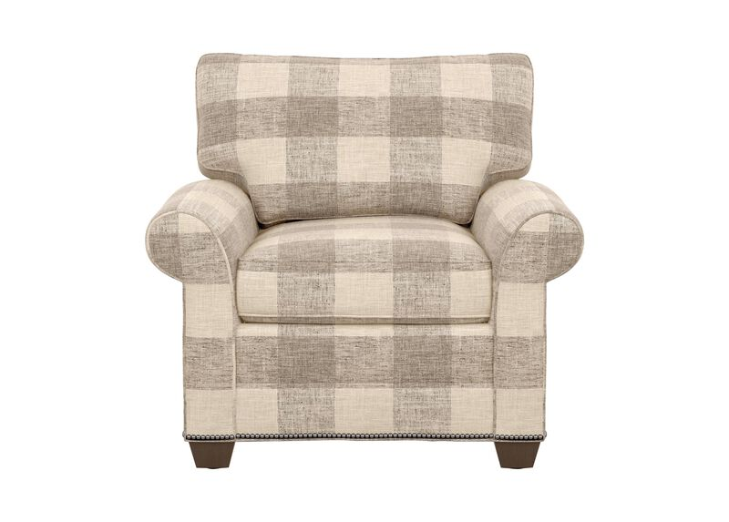 Bennett Roll-Arm Chair