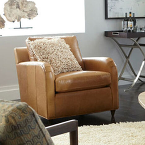 Greggy Leather Chair ,  , hover_image