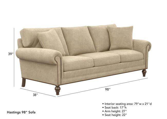 Surprising Hastings Sofa Sofas Loveseats Ethan Allen Andrewgaddart Wooden Chair Designs For Living Room Andrewgaddartcom