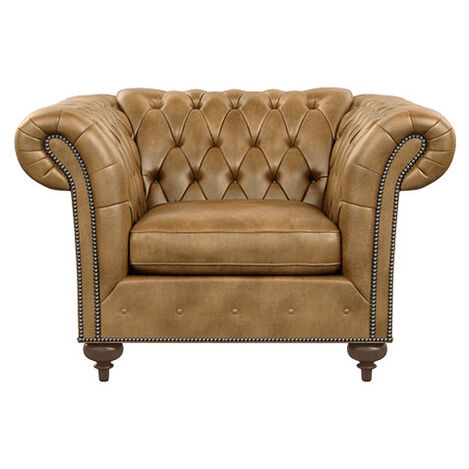 """Mansfield 25"""" Leather Chair Product Tile Image 722155"""
